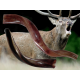 Jelenie ručadlo z rohov kudu