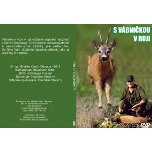 DVD : S vábničkou v ruji - Szlovákul